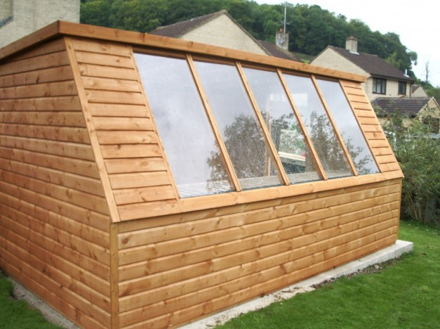 Potting sheds & Solar sheds