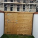 Bespoke small shed gloucester