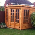 Corner Summerhouse Gloucester.