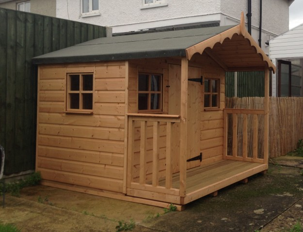 wendy houses playhouses our bespoke wendy houses playhouses are ideal ...