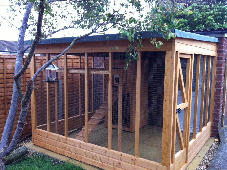 Cattery Master Sheds