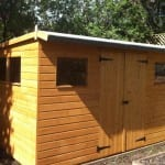 Garden shed Gloucesterq