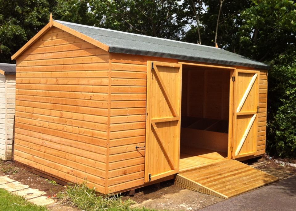 Garden Shed Door Plans Plastic Sheds Gloucester