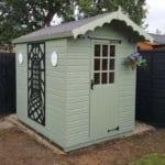 garden sheds gloucester