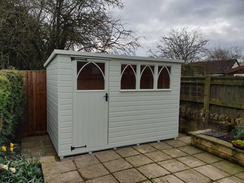 Garden shed gloucester