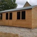 wooden classroom gloucester