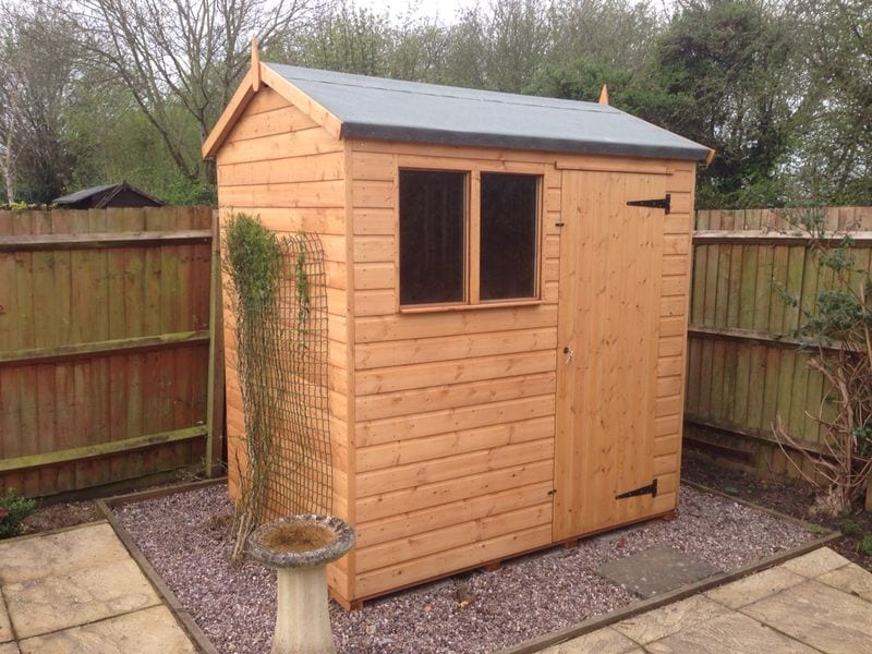 Apex shed gloucester
