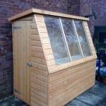 solar shed gloucester