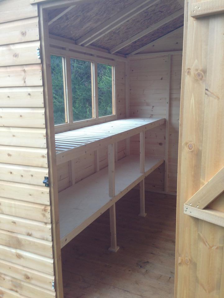 potting shed gloucester