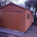 large wooden workshop gloucester
